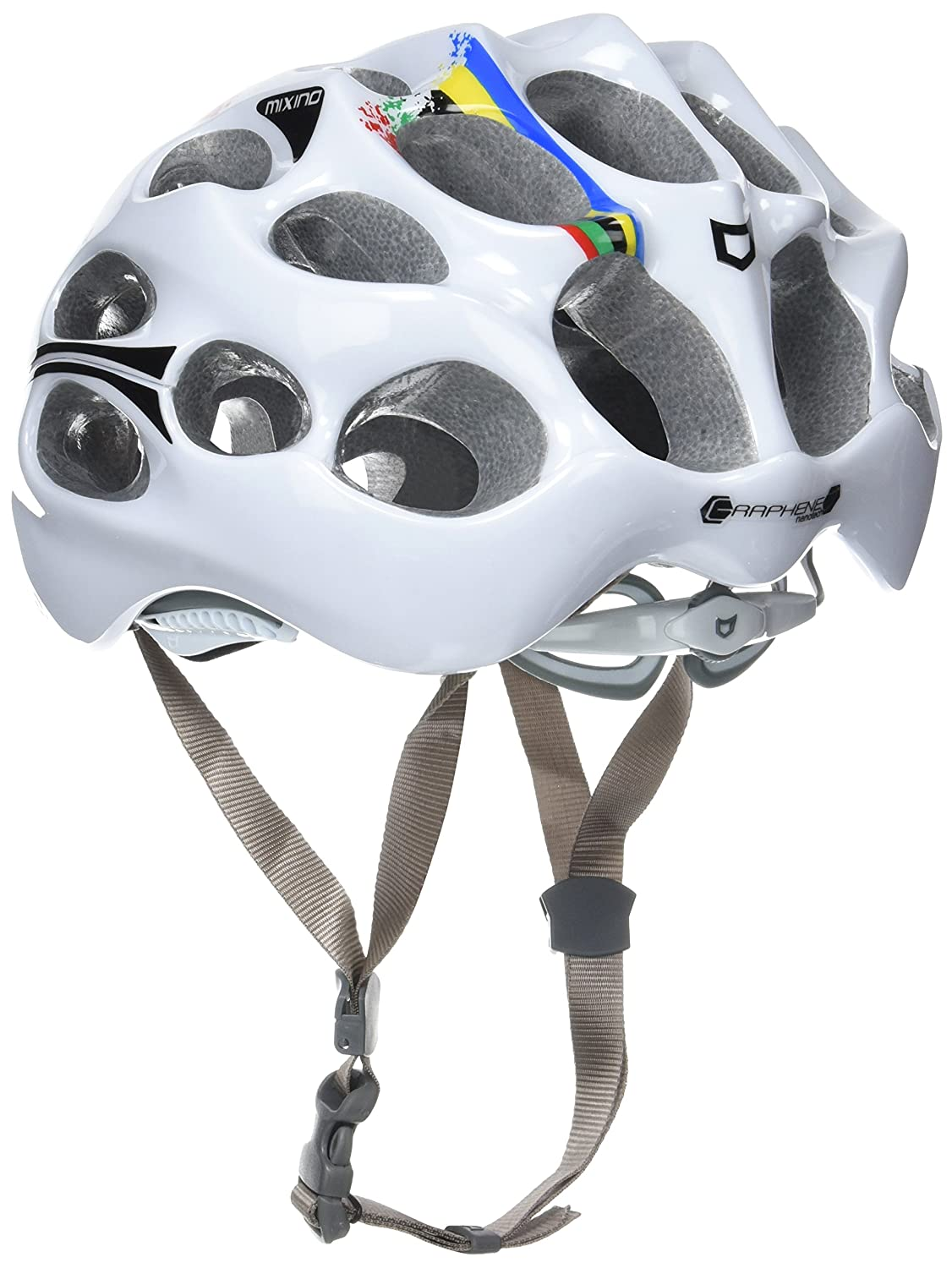 Amazon.com : Catlike Mixino World Champion Helmet 2016 : Sports & Outdoors