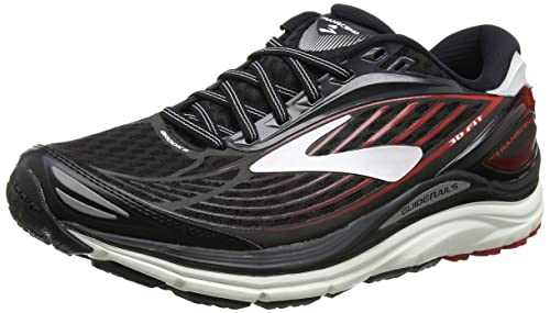 Brooks Men s Transcend 4 Running Shoes  Amazon.co.uk  Shoes   Bags 19d09283b