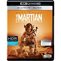 The Martian - Extended Edition (4K UHD & HD) (2-Disc)