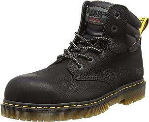 2349f70d8b387 Dr. Martens Hynine St, Chaussures de sécurité Mixte Adulte