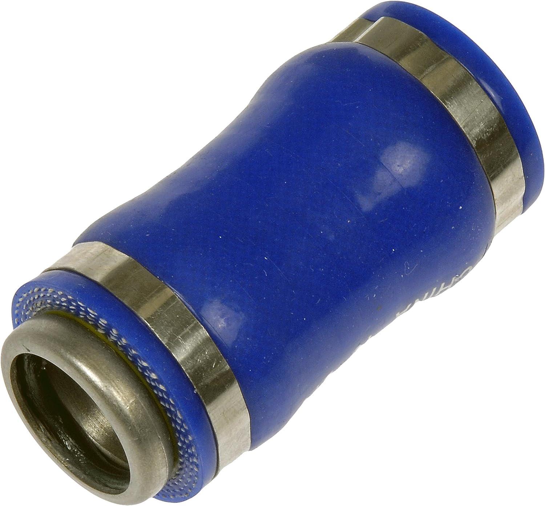 OEM NEW EGR Cooler Coolant Hose Tube Outlet Connector Blue Super Duty 4C4Z8592AA