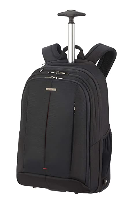 3aef5c8896ff96 Samsonite Guardit Wheeled Laptop Backpack, 48 cm, 29 litres, Black ...