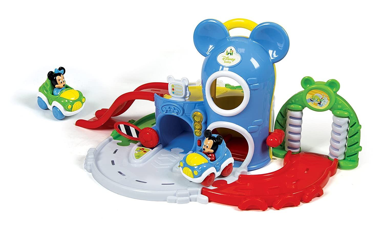 Clementoni 17058.6 - Baby Mickey Garage