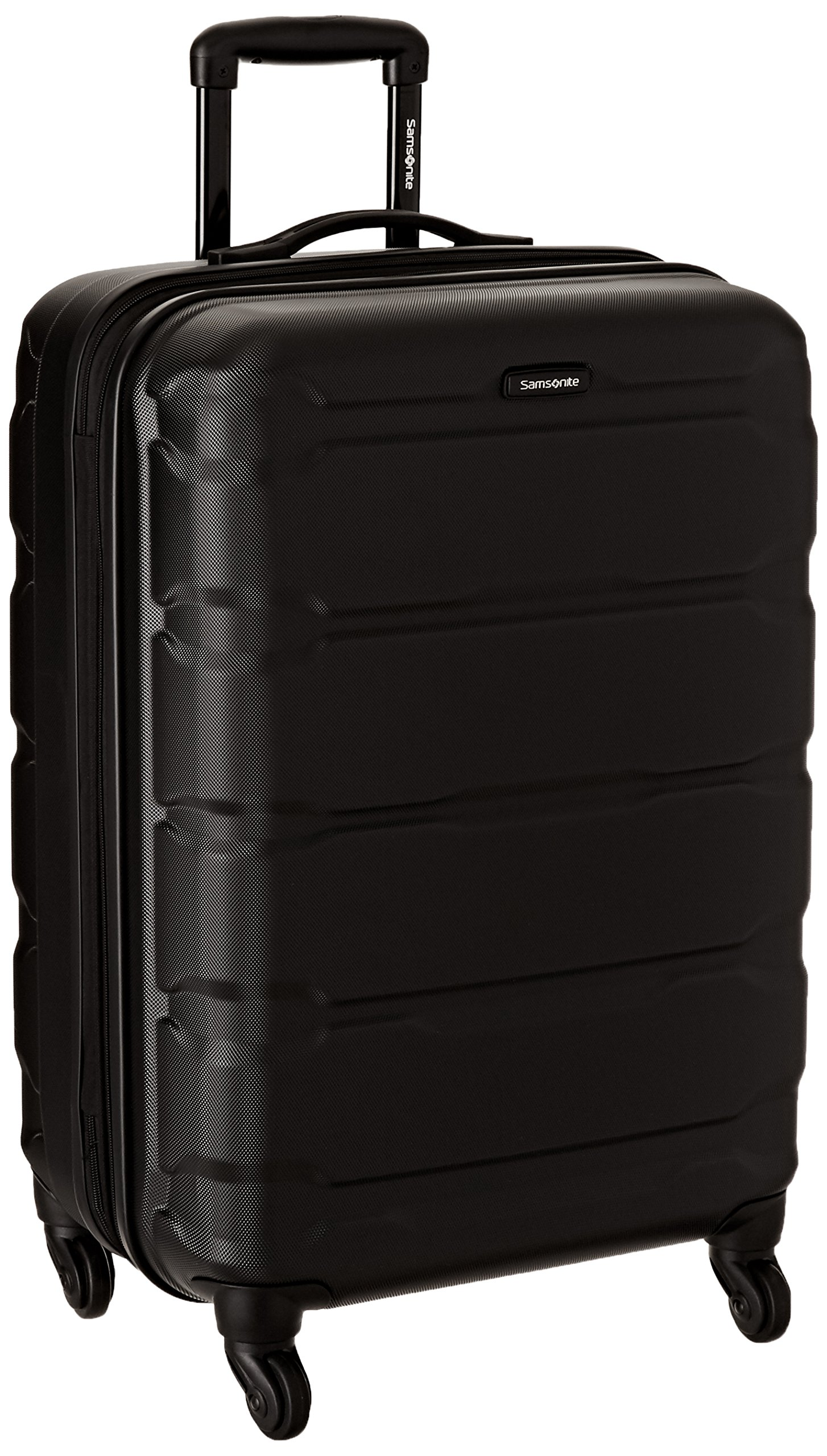 Samsonite Omni PC Hardside Spinner 24, Black