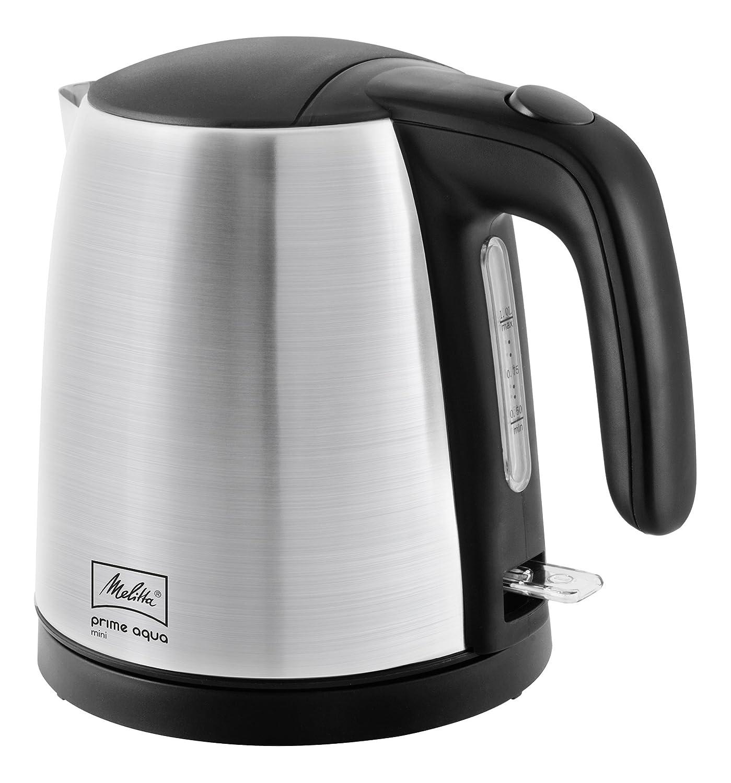 Amazon.de: Melitta, Wasserkocher Mini, Prime Aqua Mini, 1 Liter ...