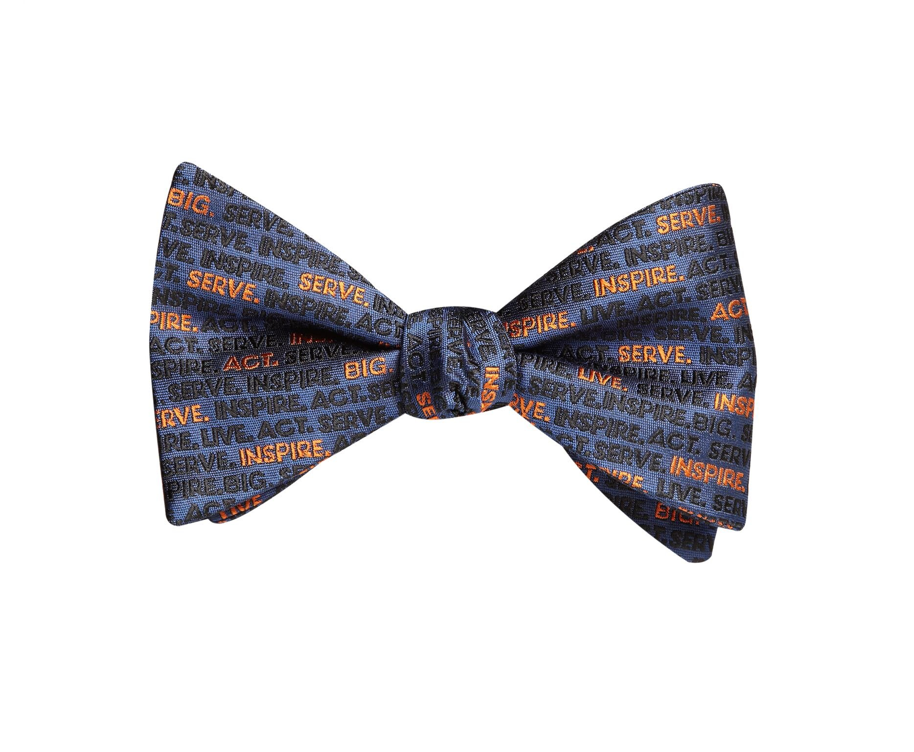 University of Illinois LiveBIG Bowtie