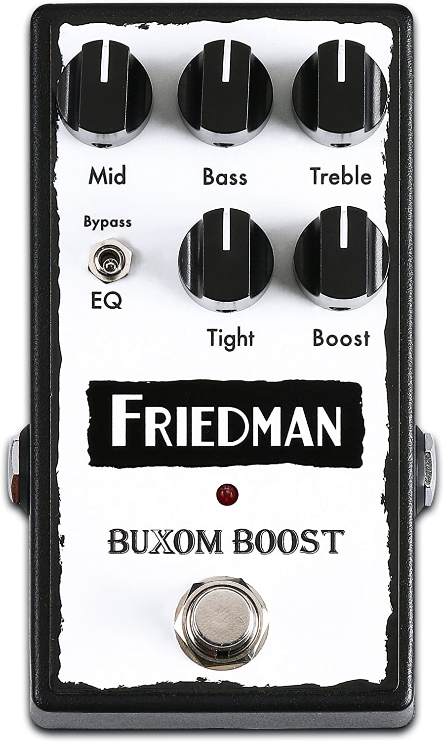Friedman Amplification Buxom Boost Guitar Effects Pedal
