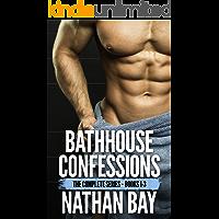Bathhouse Confessions: M/M Gay Romance Bundle