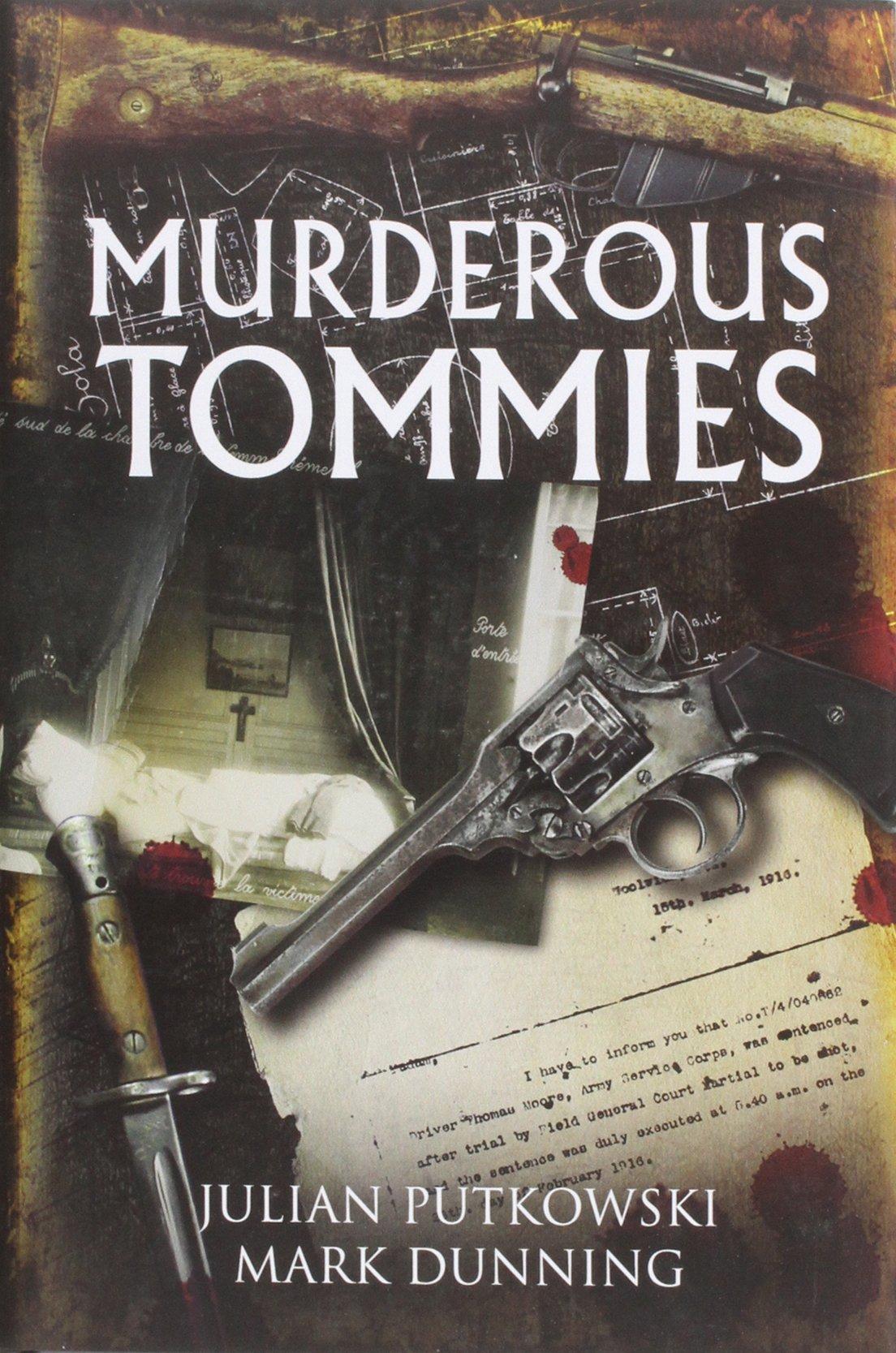 Download Murderous Tommies ebook