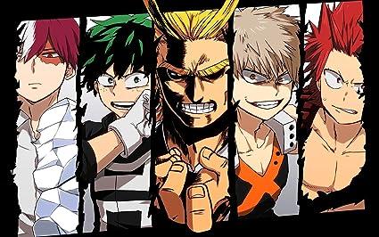Athah Designs Anime My Hero Academia Izuku Midoriya All