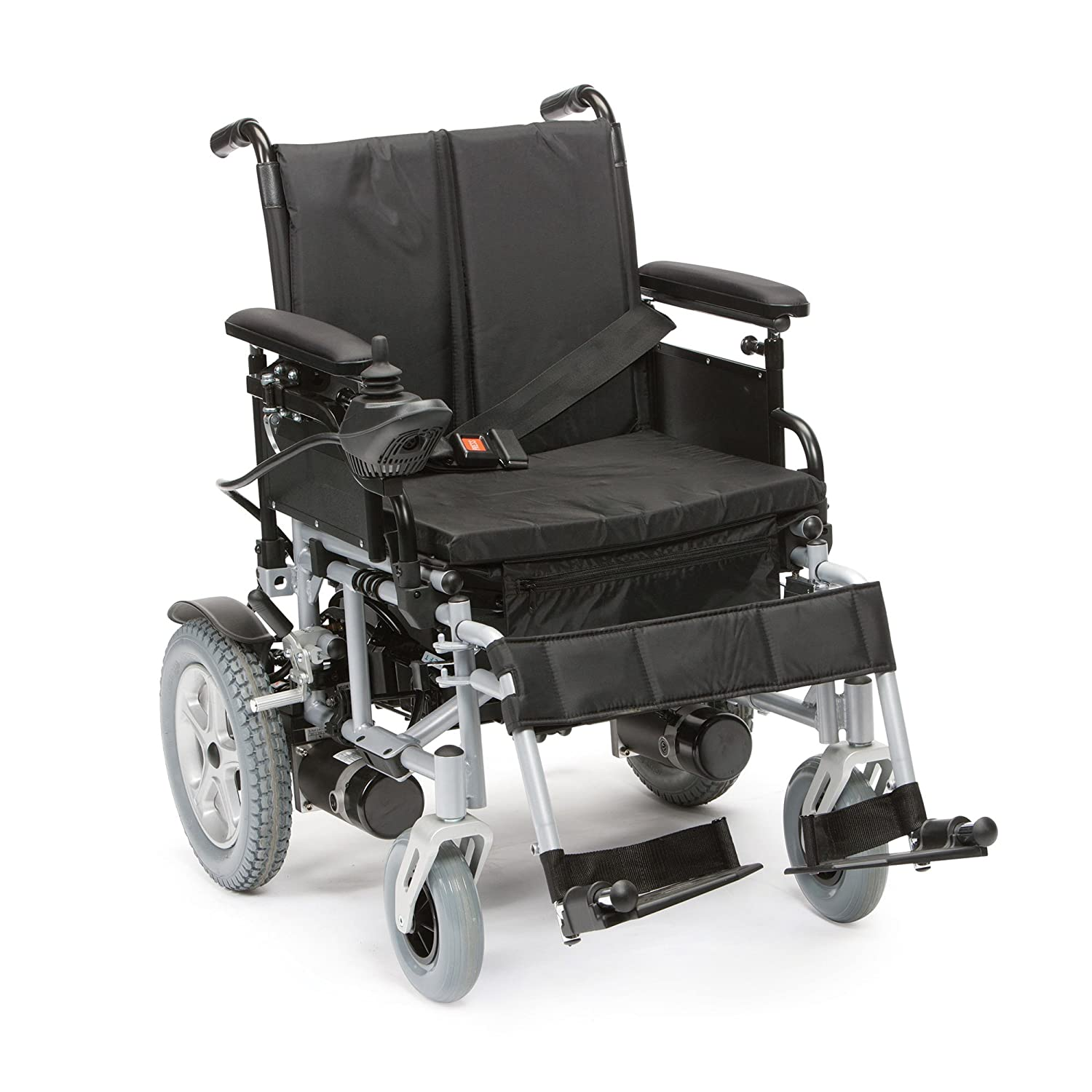 Cirrus folding powerchair electric wheelchair 4mph and 15 miles
