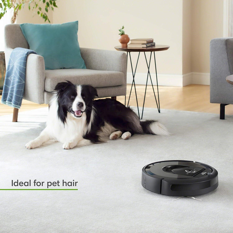 iRobot Roomba i7+ Aspiradora Robot con conexión Wi-Fi ...