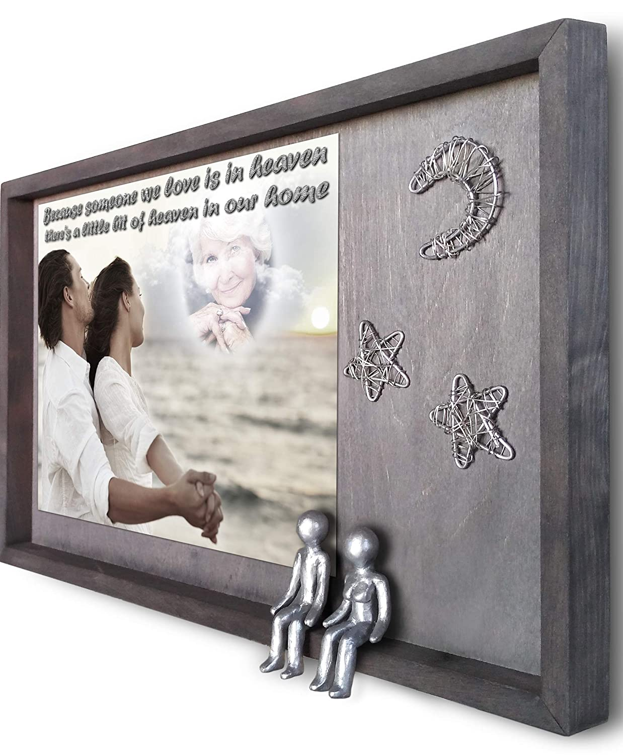 Sympathy Gift Loss of Mother Sympathy Gift  Memorial Gift  Personalized Gift  Memorial  In memory of Dad  Loss of Father Photo frame