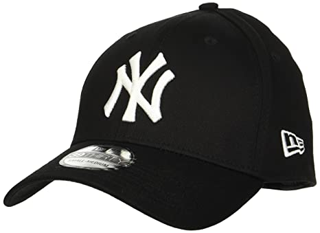 New Era Men Caps   Flexfitted Cap Classic NY Yankees 39Thirty black S M 254b52579863