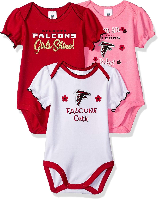 NFL Short Sleeve Bodysuits