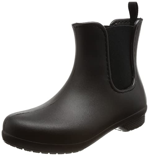 2875caf5c Crocs Women s Freesail Chelsea Wellington Boots  Buy Online at Low Prices  in India - Amazon.in