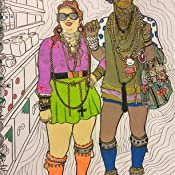 Amazon People Of Walmart Adult Coloring Book Rolling Back