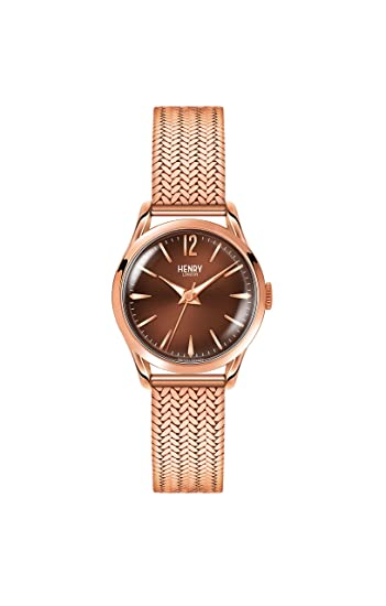 Henry London Reloj de Pulsera HL25-M-0044: Henry London: Amazon.es: Relojes