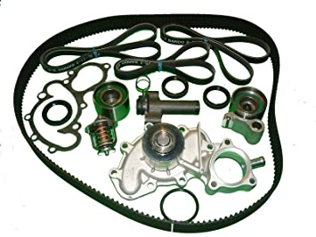 Amazon Tbk Timing Belt Kit Toyota Taa 1995 To 2004 V6 34l W. Amazon Tbk Timing Belt Kit Toyota Taa 1995 To 2004 V6 34l Woil Cooler Automotive. Toyota. 1998 Toyota T100 Fan Belt Diagram At Scoala.co