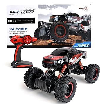 Ferngesteuerter Monstertruck für Kinder