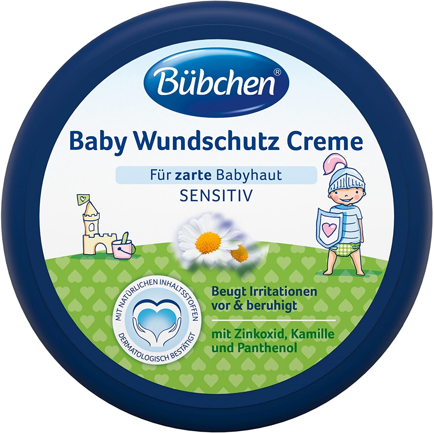 BUEBCHEN Baby Creme 150 Milliliter by Yulo Toys Inc Bubchen