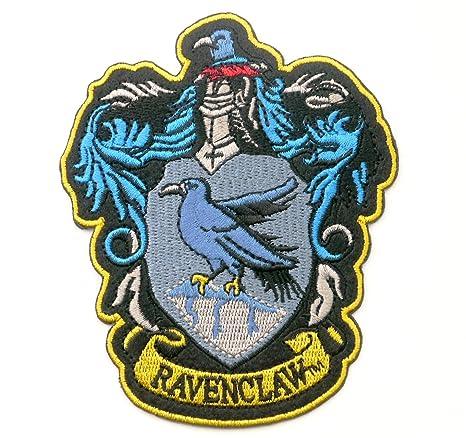 Ravenclaw Harry Potter bordado iron on patch. Pasa ...