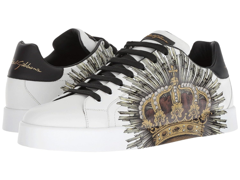 [ドルチェ&ガッバーナ] メンズ スニーカー Laurel and Crown Sneaker [並行輸入品] B07F2ZLLLN