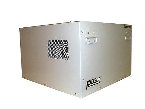Amazon.com - Ebac PD200 190 Pint Pool Dehumidifier ...