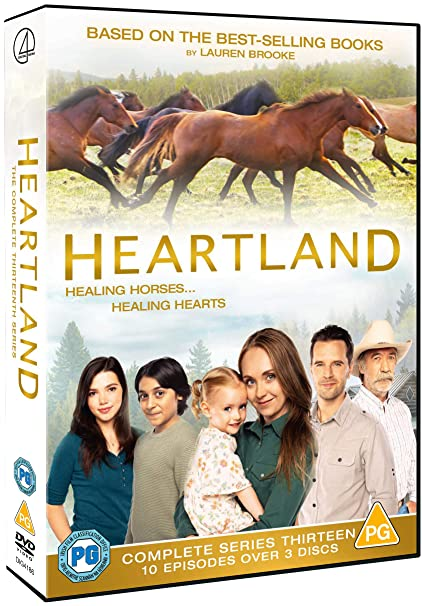 Heartland The Complete 13th Season Dvd Amber Marshall Shaun Johnston Graham Wardle Amber Marshall Shaun Johnston Dvd Blu Ray