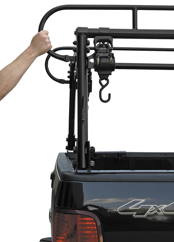Buyers Products 1501100 Black Wrinkle Powder Steel Ladder Rack