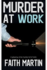 MURDER AT WORK a gripping crime mystery full of twists (DI Hillary Greene Book 11) Kindle Edition