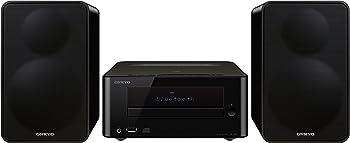 Onkyo CS-265(B) Colibrino CD Hi-Fi Mini System with Bluetooth