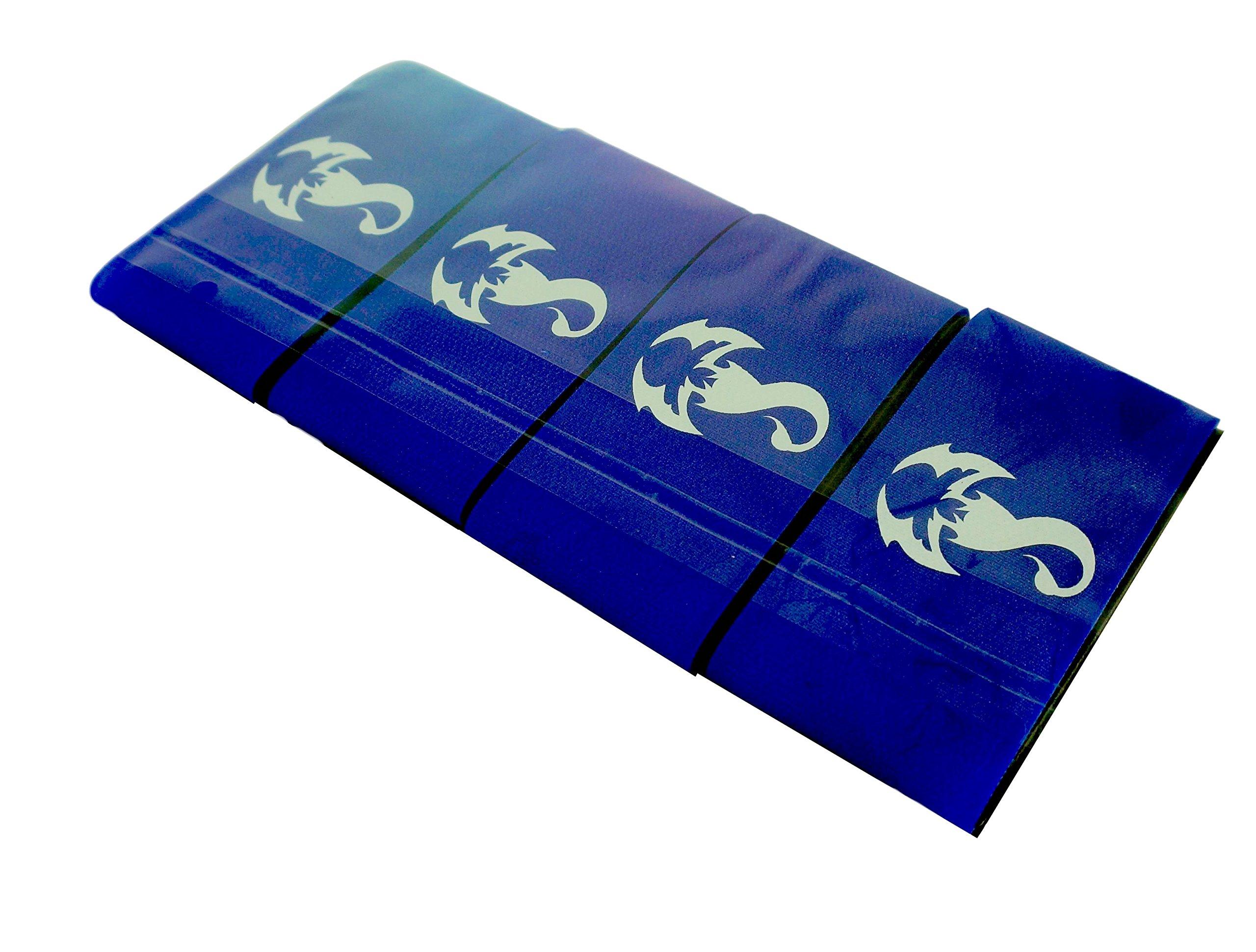 StoreYourBoard 4 Pack of Ski Velcro Straps