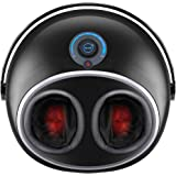 Snailax Shiatsu Foot Massager Machine with Heat, Electric Feet Massager with Rolling,Air Compression,Foot Warmer Foot…