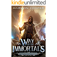 Way of the Immortals: Path of the Divine: A Wuxia/Xianxia Cultivation Novel