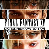 Final Fantasy XV Digital Premium Edition - PS4 [Digital Code]