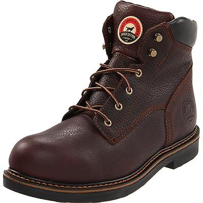 "Irish Setter Men's 83603 6"" Work Boot | Industrial & Construction Boots"