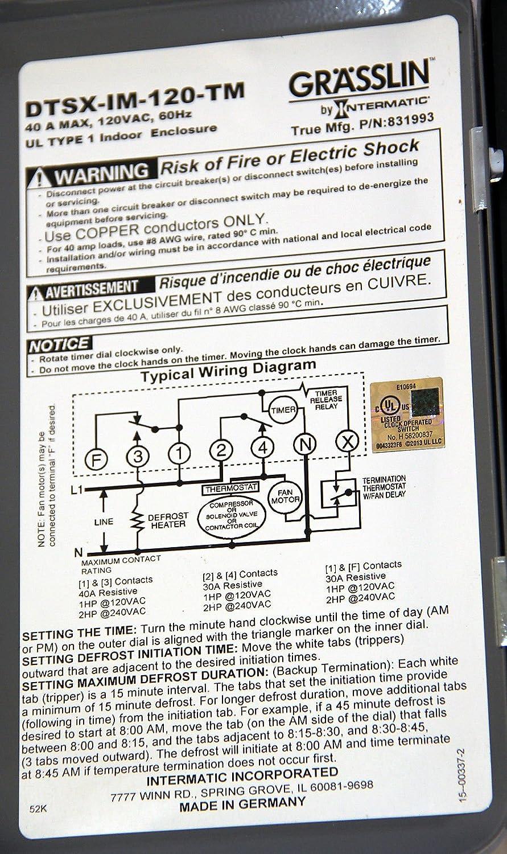 grasslin controls rainproof indoor outdoor dtsx 120 defrost time grasslin controls rainproof indoor outdoor dtsx 120 defrost time clock