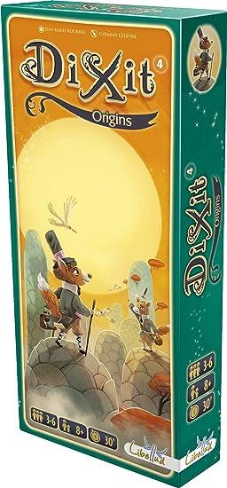 Asmodee- Juego de Tablero Dixit Origins (ADE0DIX06ML): Amazon.es: Juguetes y juegos