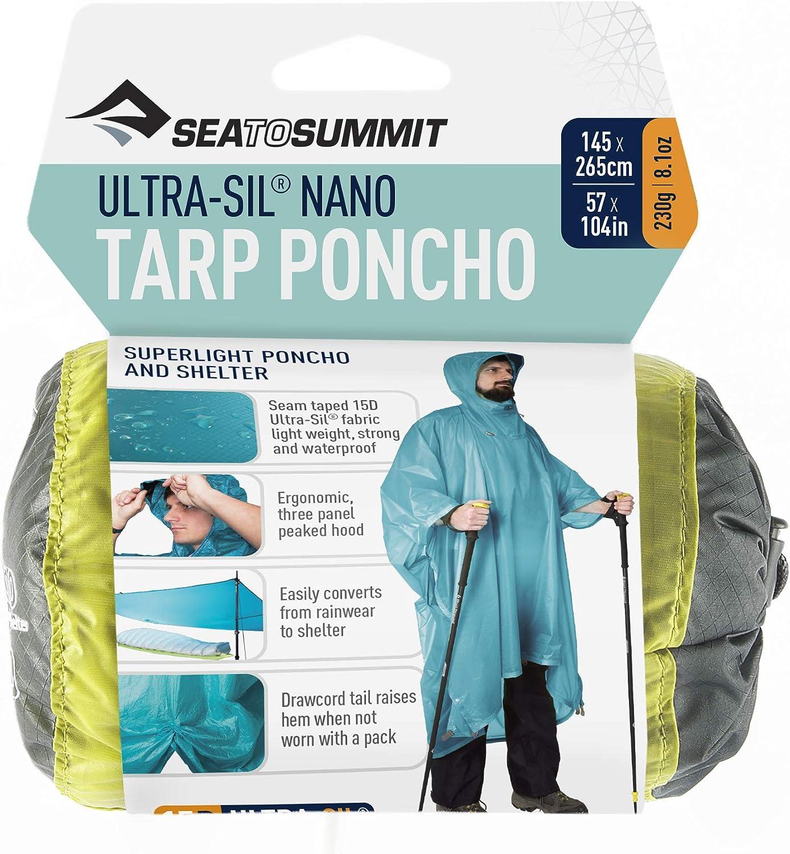 Sea to Summit Ultra Sil Nano Tarp Poncho