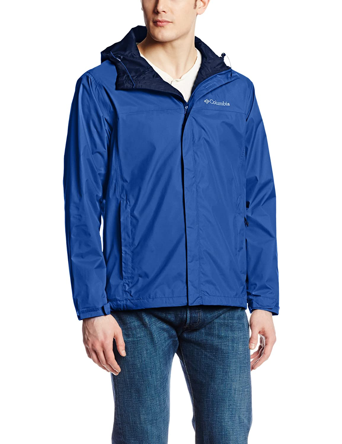 price factory outlets cheapest Columbia Men's Watertight Ii Front-Zip Hooded Rain Jacket