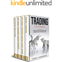 Trading for beginners Bundle: This Book Includes:Swing Trading, Dividend Investing, Options Crash Course and Options for Beginners. How to start creating ... with Investing on line. (English Edition)