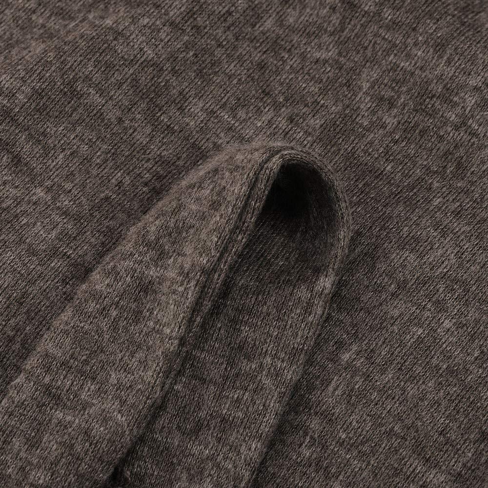 Realde Donna Maglie Spalla Senza Spalline Invernale Tops Tinta Unita Sottile Casuale Magliette Maniche Lunghe Camicia Elegante Cappotto Vintage Maglietta Pullover T-Shirt Bluse Primavera Felpe
