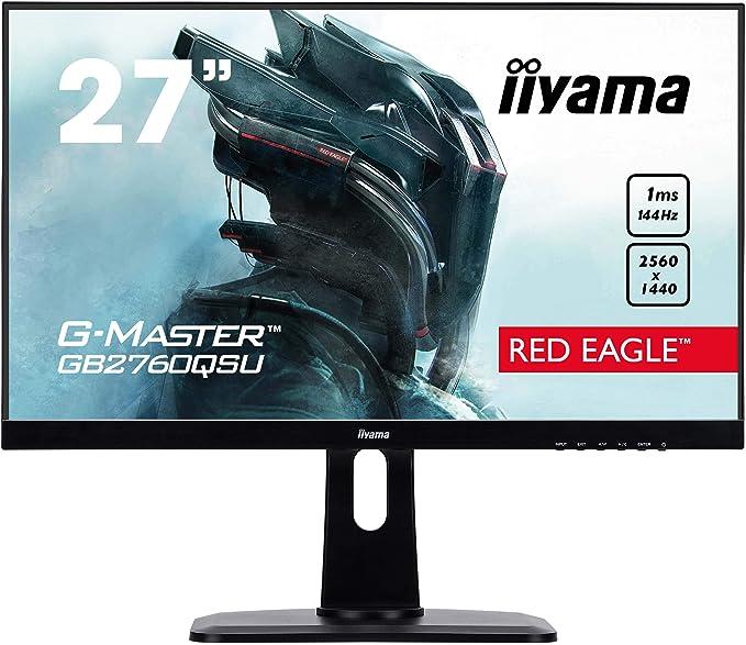 iiyama GB2760QSU-B1 wqhd 144Hz