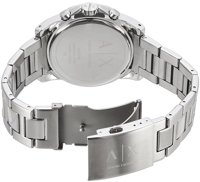 e87b10d68000 Armani Exchange Men s Watch AX2084  Amazon.co.uk  Watches