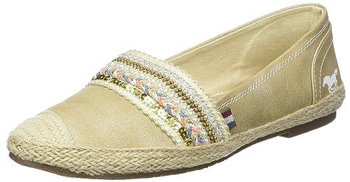 Mustang 1266-204-699, Mocasines Para Mujer, Dorado (Gold), 39 EU: Amazon.es: Zapatos y complementos