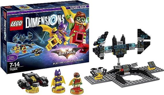 Lego Batman Movie (Story Pack): Amazon.es: Videojuegos