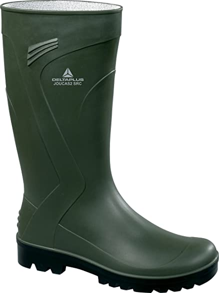 Panoply Joucas 2 High Quality Green Work Gardening Wellies Wellingtons With P.V.C. Nitrile Soles qua