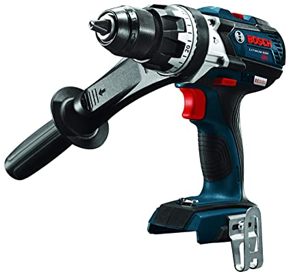 Amazon.com: Bosch HDH183B 18V EC Brushless 1/2 In. Hammer ...