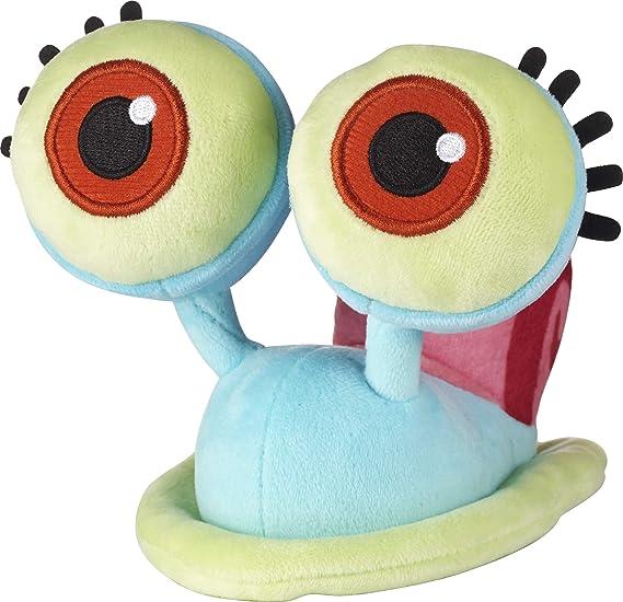 "Spongebob Squarepants Gary Silly Eyes Kawaii Plush 8/"" Toy Gift NEW"